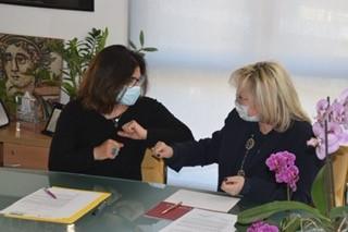 Firmato a Roma il PROTOCOLLO D'INTESA #AIUTIAMOLIACASALORO